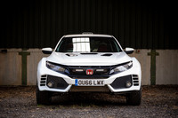 Ralph Hosier Engineering Civic Type R Concept