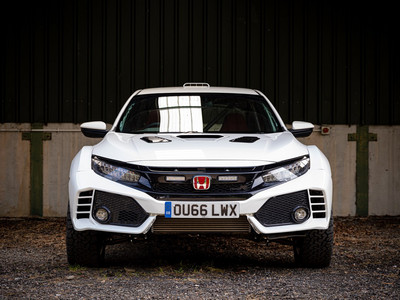 The new Civic Type R Concept