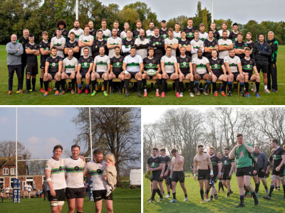 Weybridge Vandals Team Montage