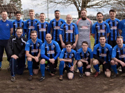 New Kit for Knaphill Athletic Football Club