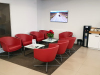 Customer Waiting Area