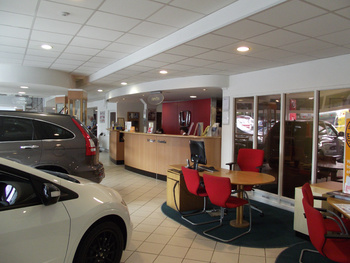 Ottershaw Service Reception