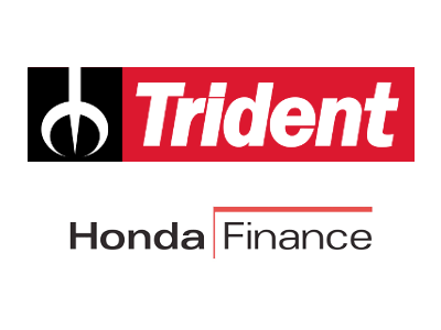 Honda Finance at Trident logo